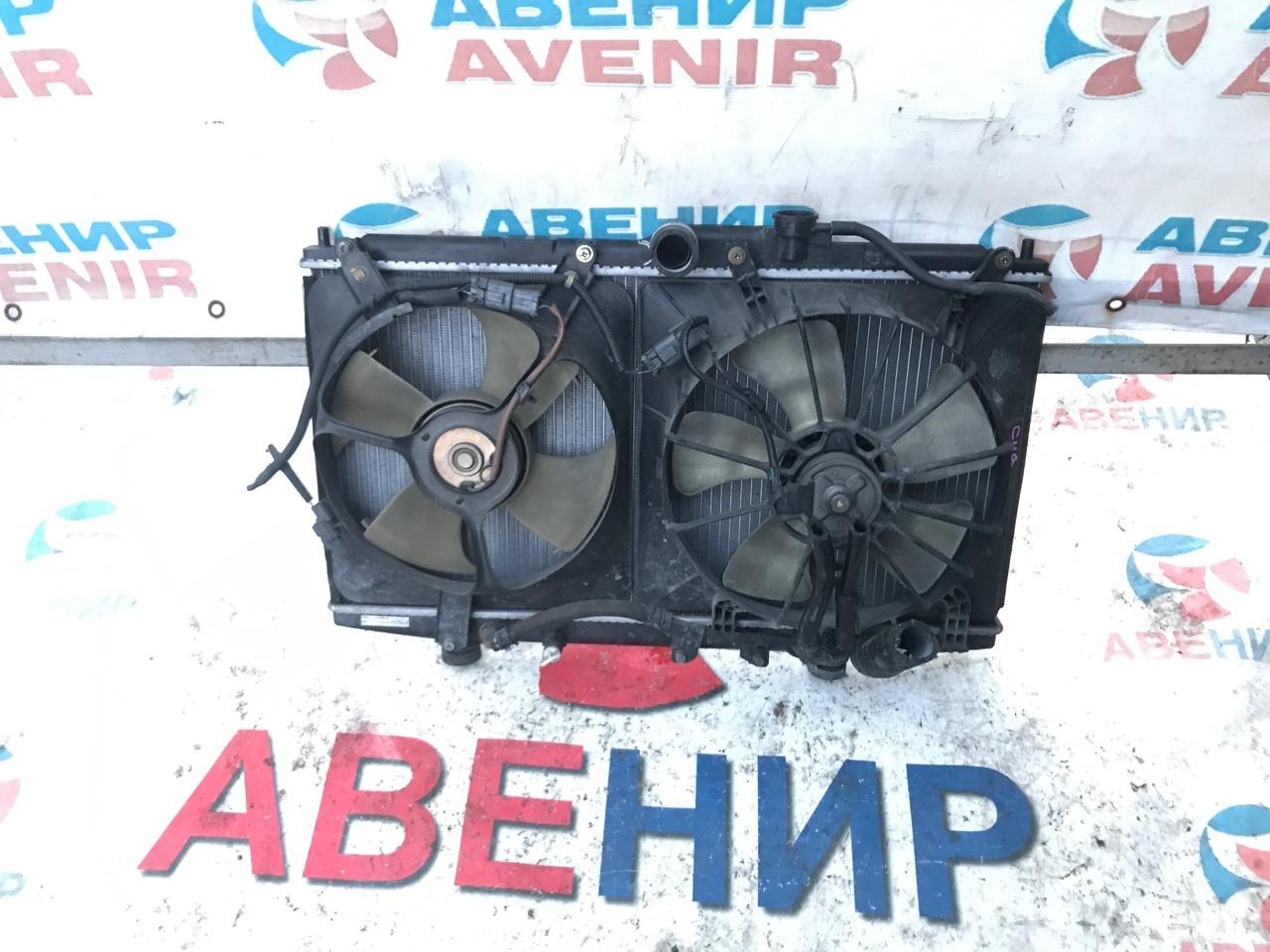 Радиатор Honda Accord CH9 H23A