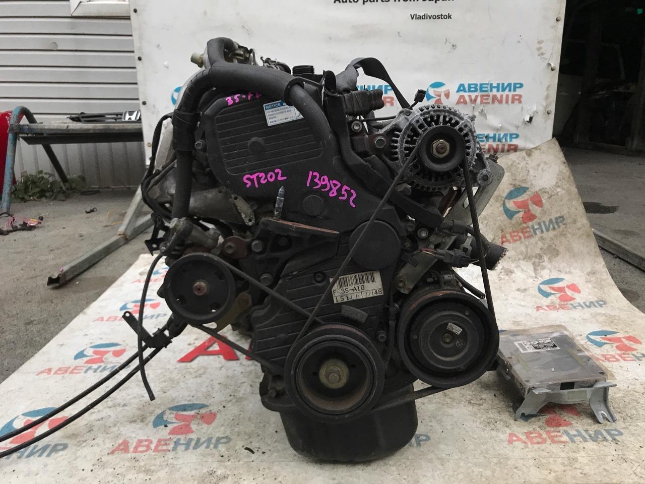 Двигатель Toyota Celica ST202 3S-FE