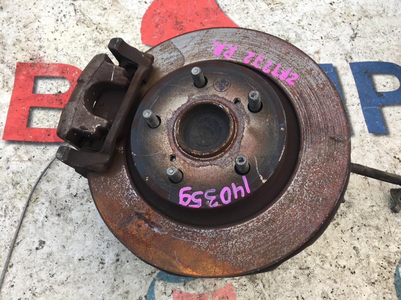 Ступица Toyota Avensis ZRT272 3ZR задняя правая