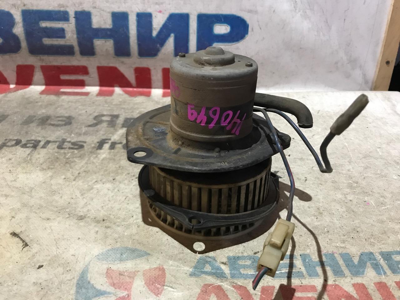 Мотор печки Toyota Crown MS80 M-C