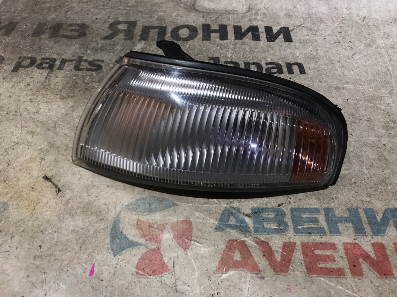 Габарит Toyota Carina ST190 передний левый