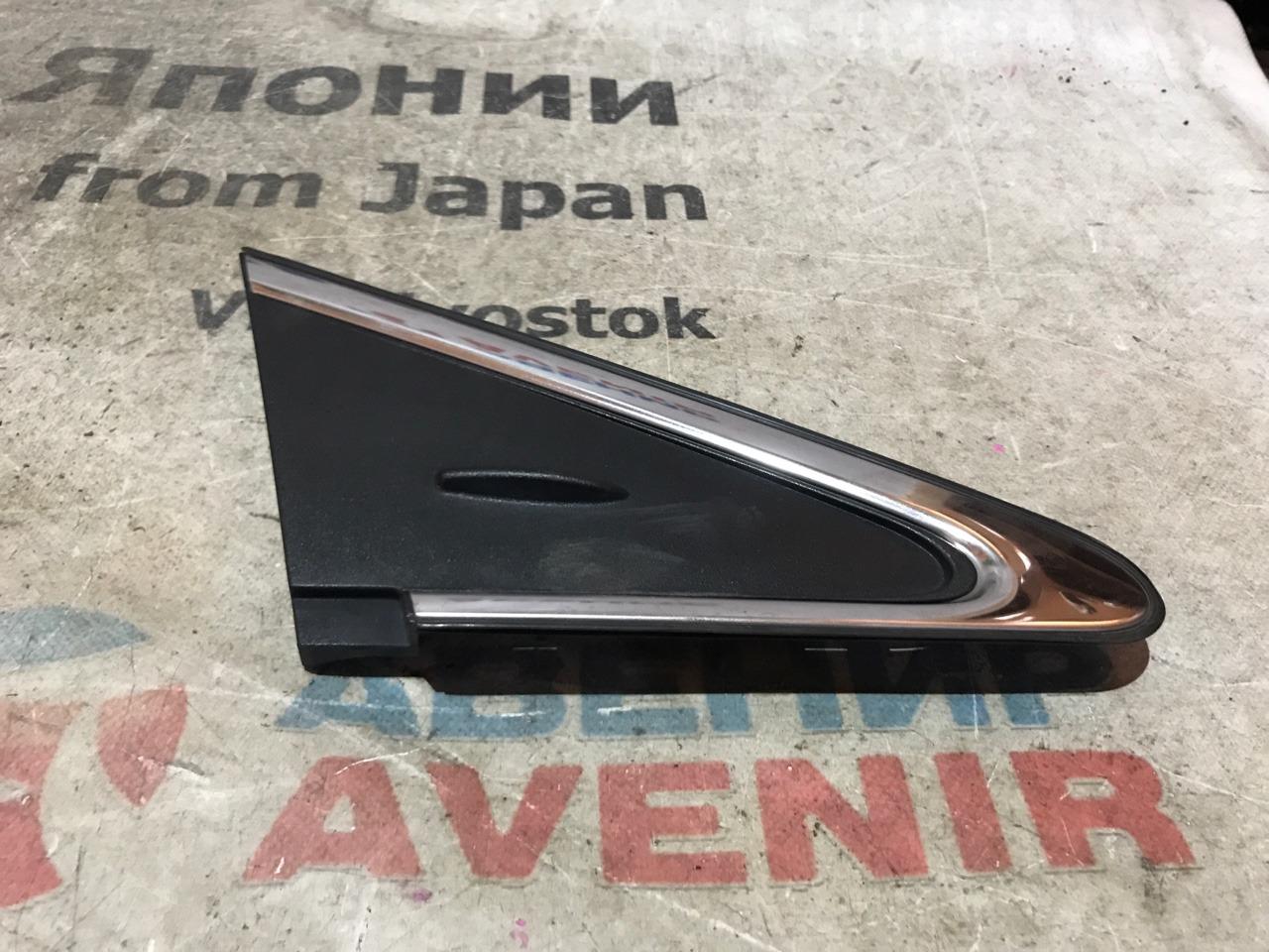 Уголок крыла Toyota Avensis ZRT272 передний правый