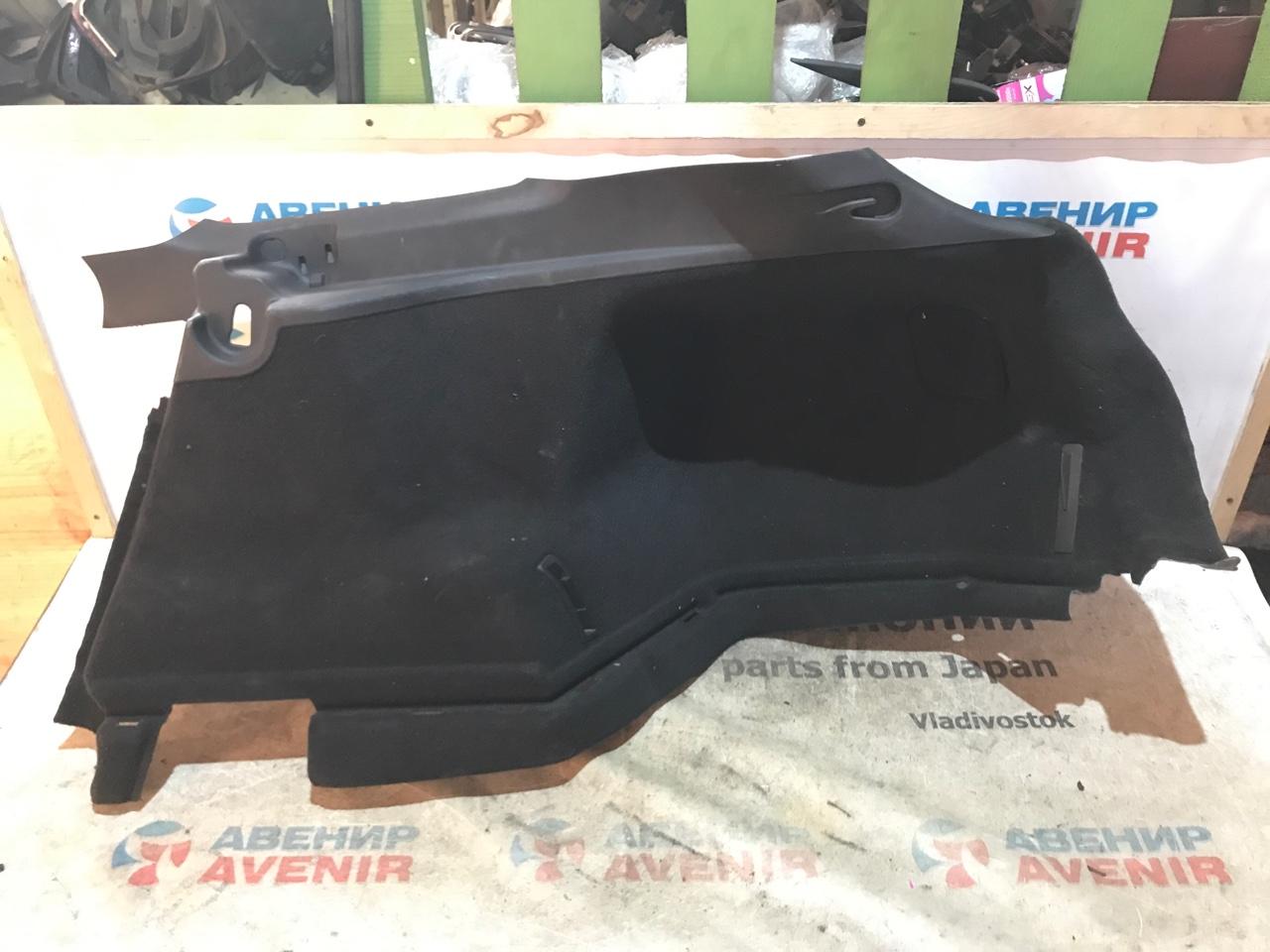 Обшивка багажника Toyota Avensis ZRT272 3ZR задняя правая