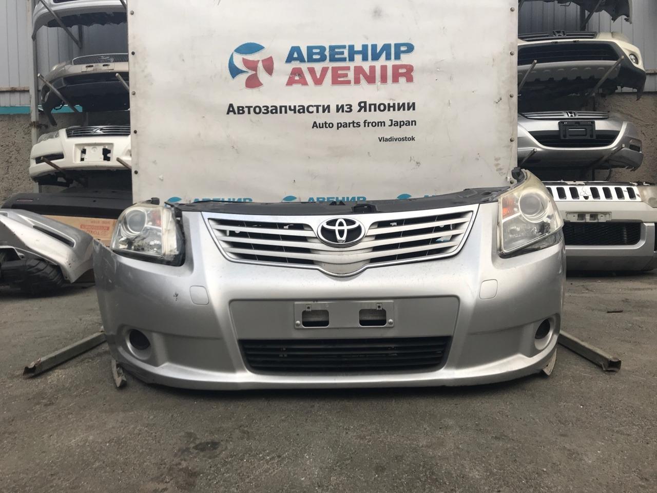Nose cut Toyota Avensis ZRT272 3ZR