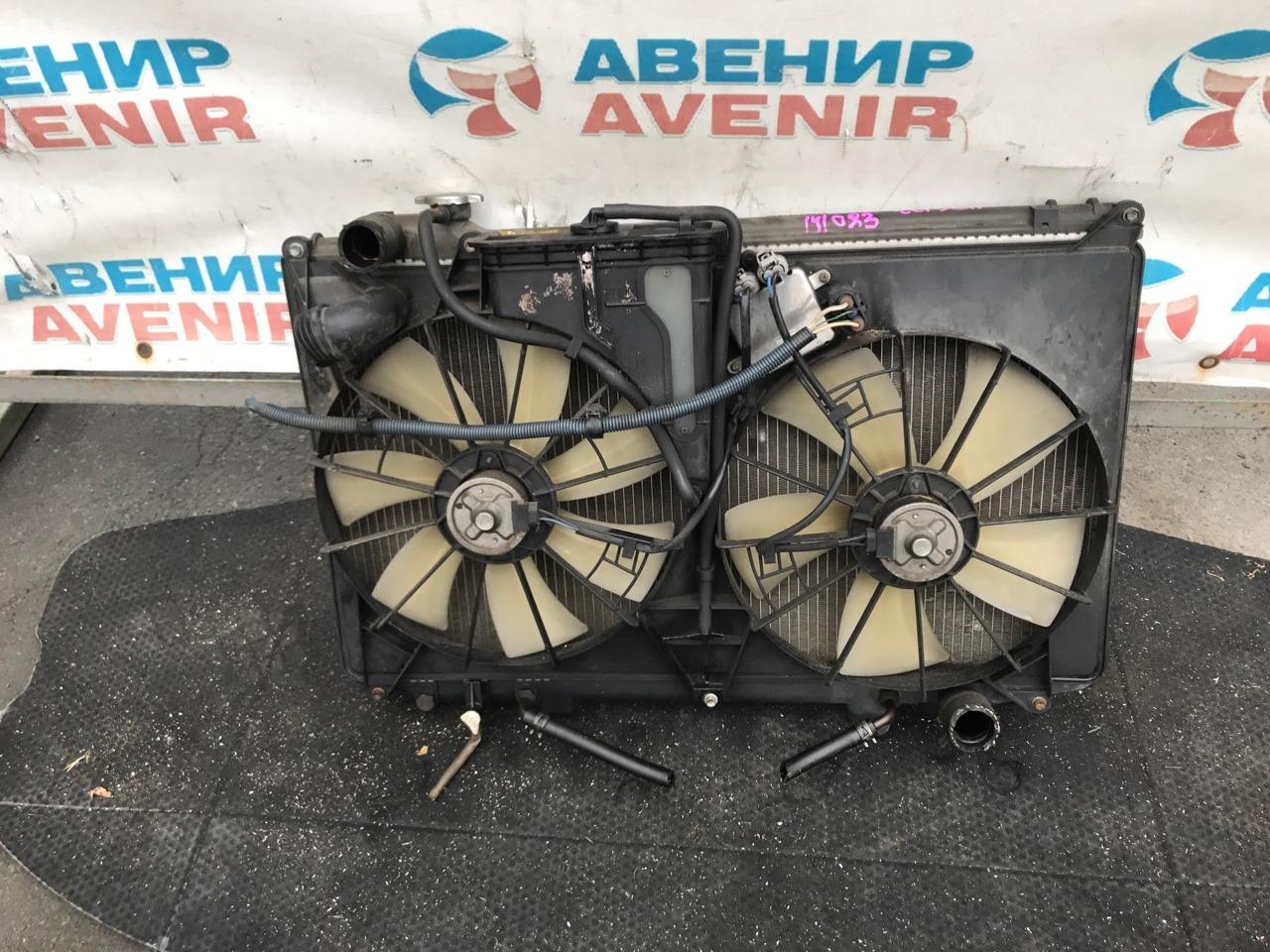 Радиатор Toyota Crown Majesta UZS173 1UZ-FE