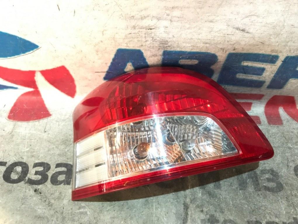 Стоп-сигнал Toyota Belta NCP96 задний левый