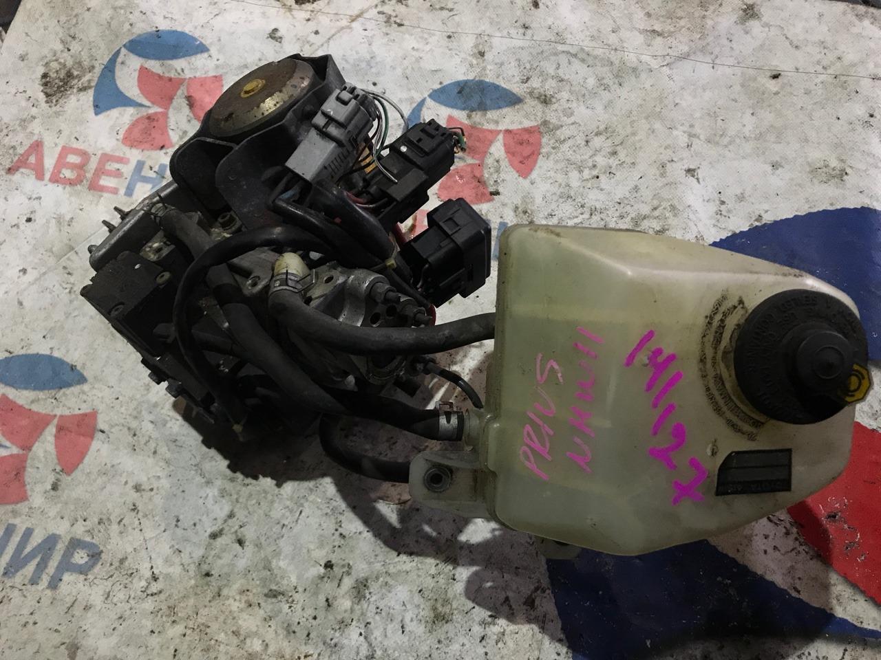Главный тормозной цилиндр Toyota Prius NHW11 1NZ-FXE