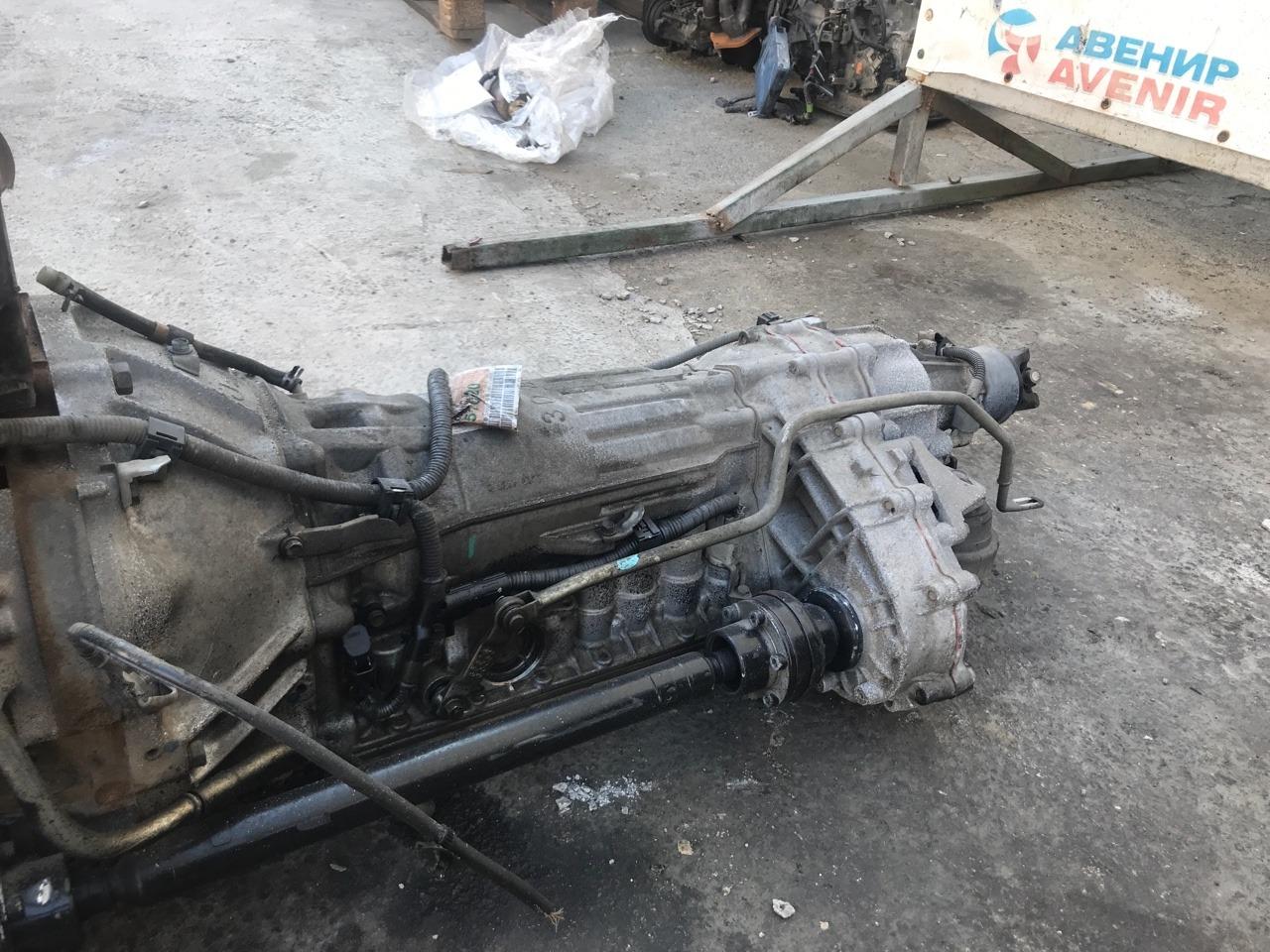 Акпп Toyota Brevis JCG15 1JZ-FSE