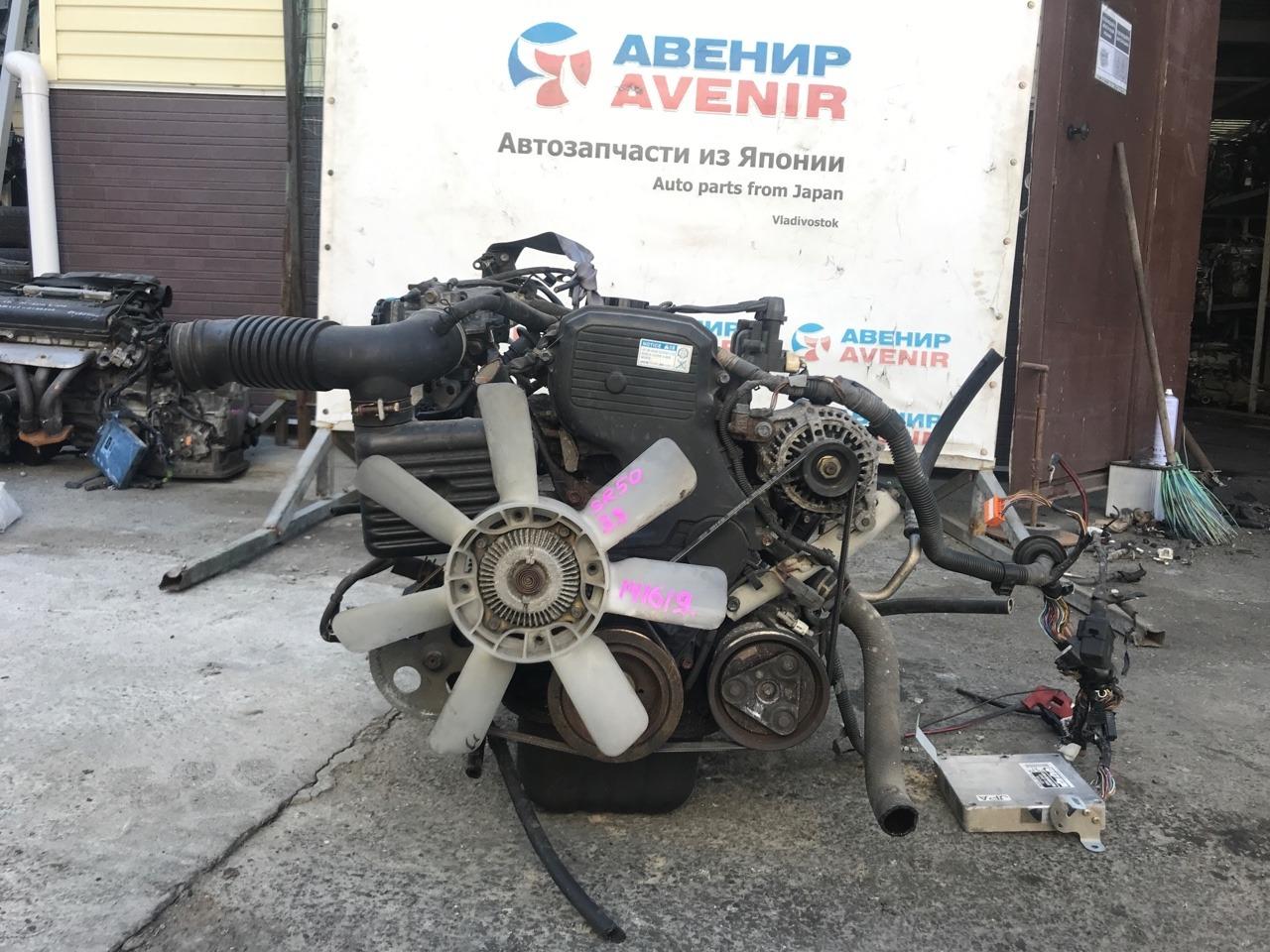 Двигатель Toyota Town Ace Noah SR50 3S-FE
