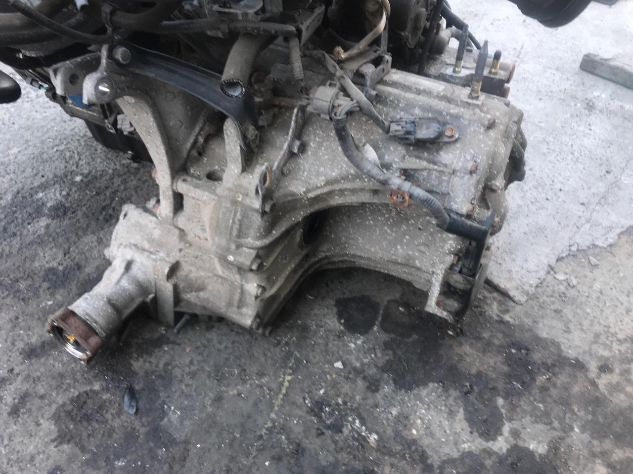 Акпп Honda Accord CF5 F20B