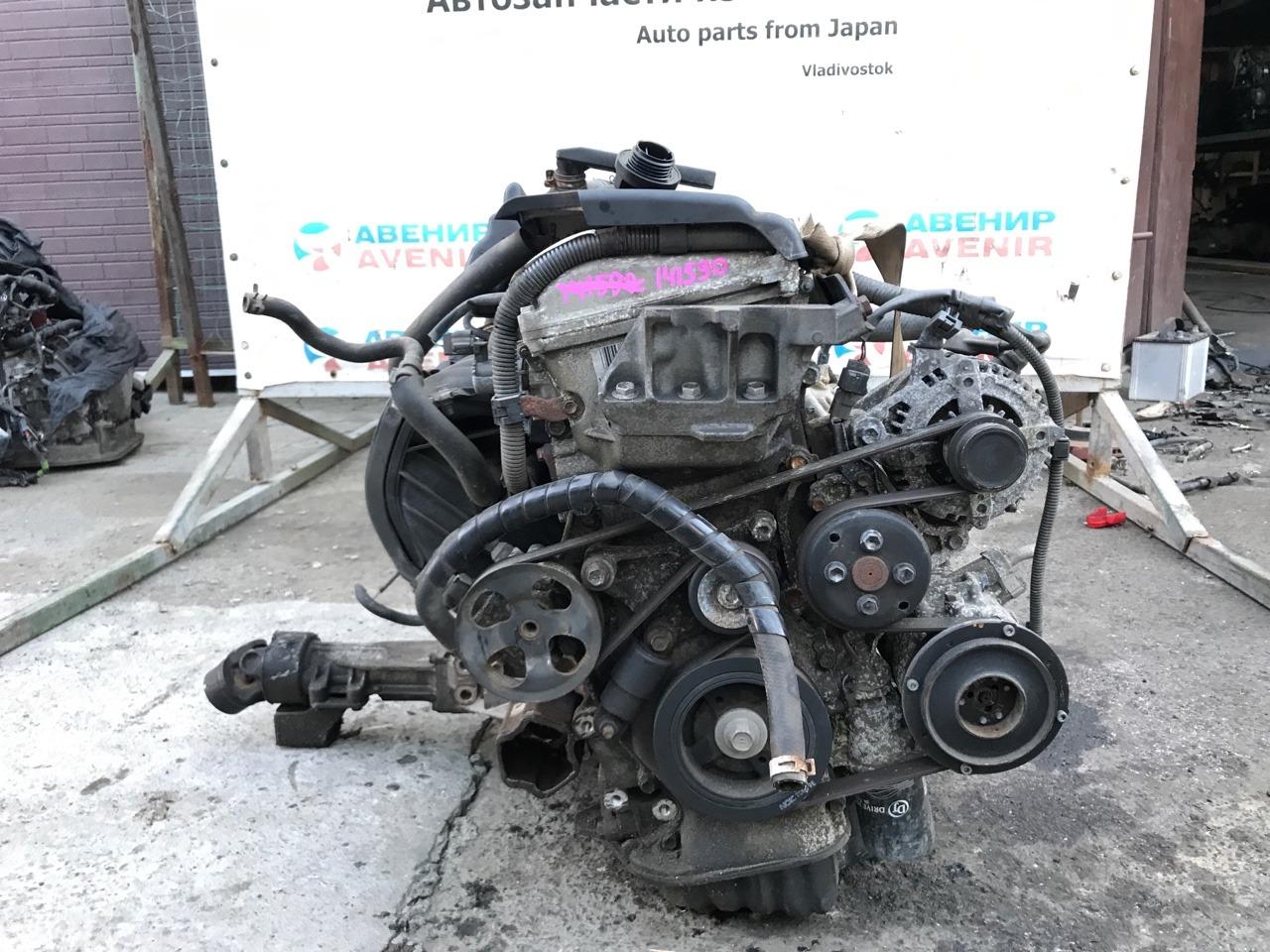 Двигатель Toyota Camry ACV45 2AZ-FE
