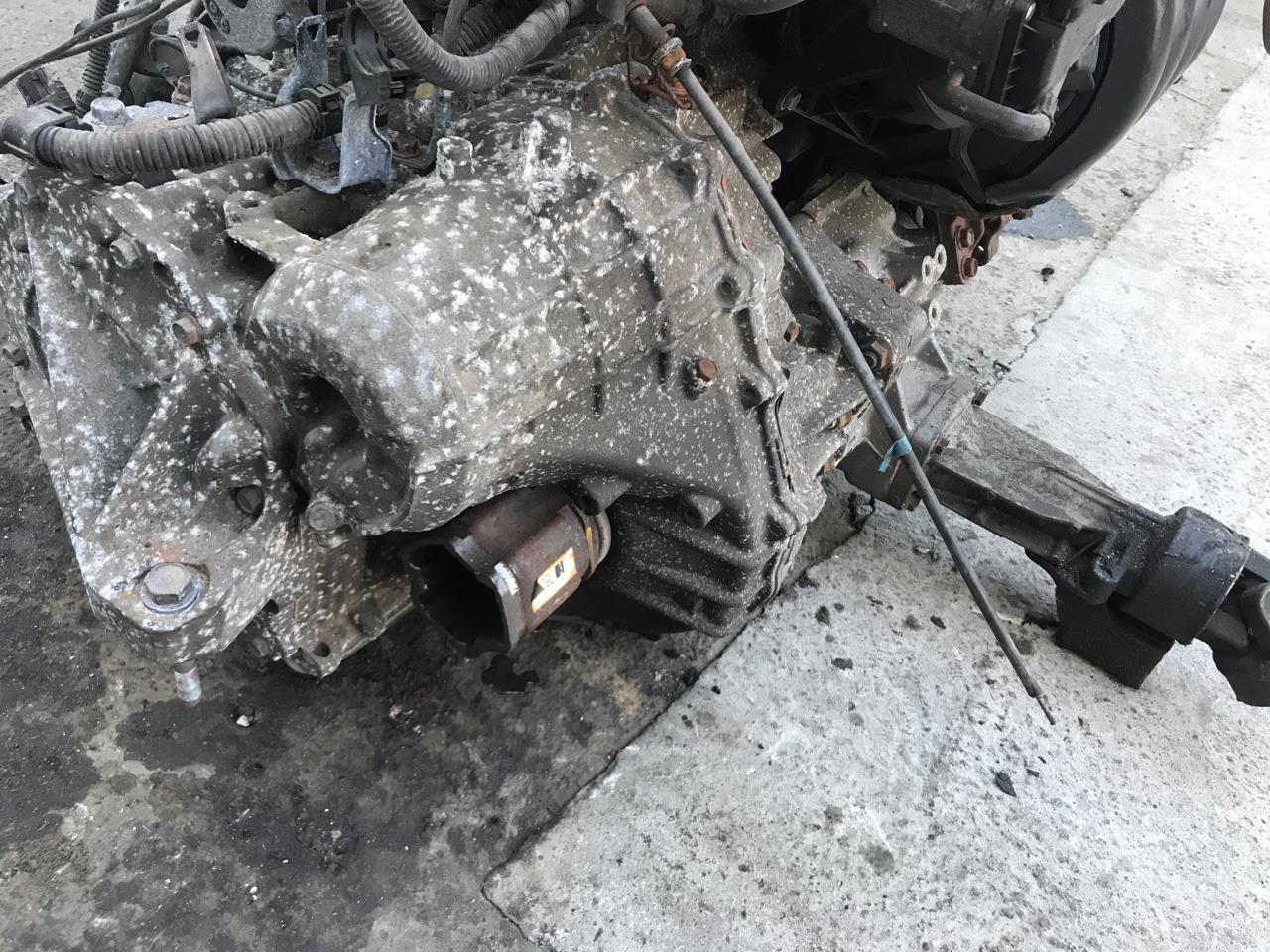 Акпп Toyota Camry ACV45 2AZ-FE