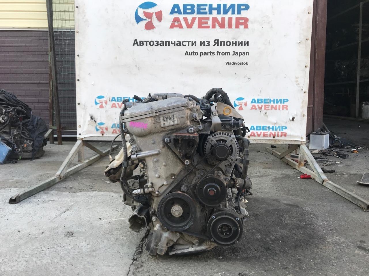 Двигатель Toyota Auris ZRE154 2ZRFE