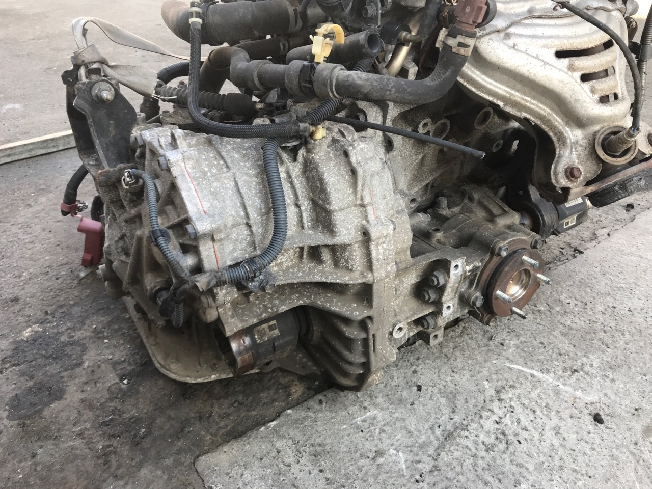 Акпп Toyota Auris ZRE154 2ZRFE