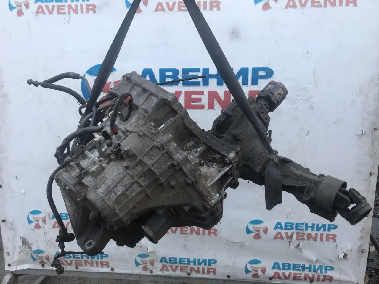 Акпп Toyota Alphard ANH15 2AZ-FE