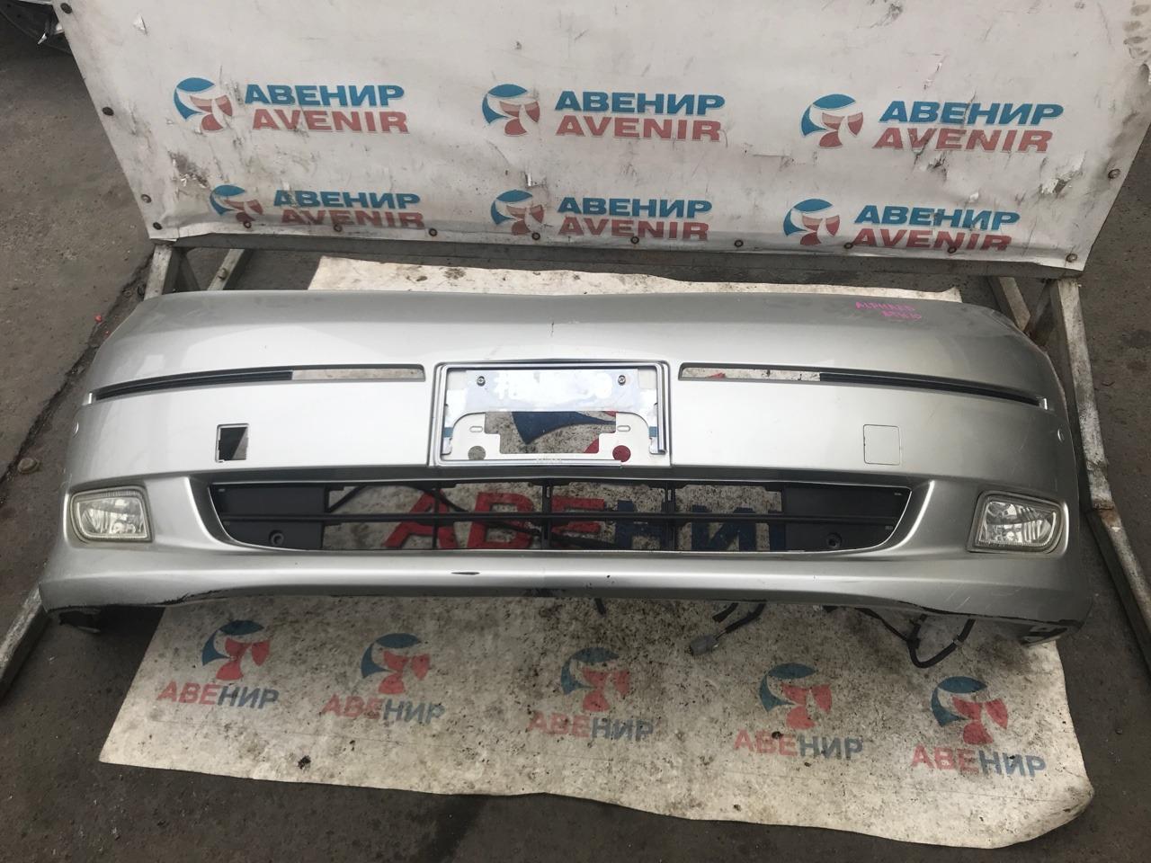 Бампер Toyota Alphard ATH10 передний