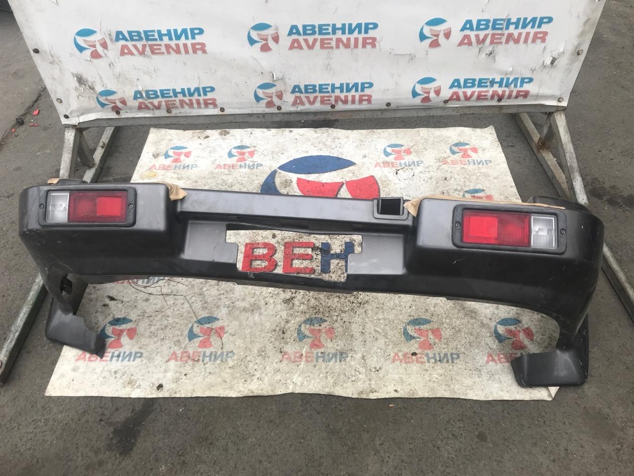 Бампер Mitsubishi Rvr N23W задний