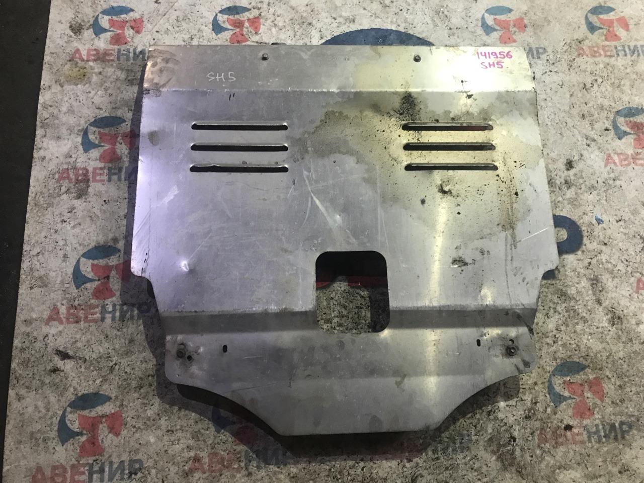 Защита двигателя Subaru Forester SH5
