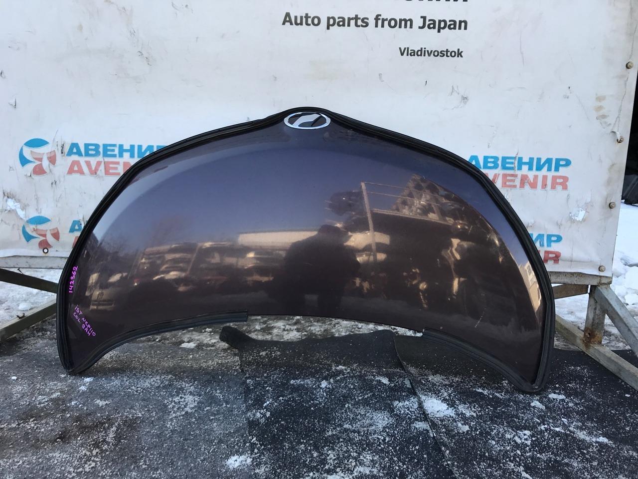 Капот Toyota Ist NCP110