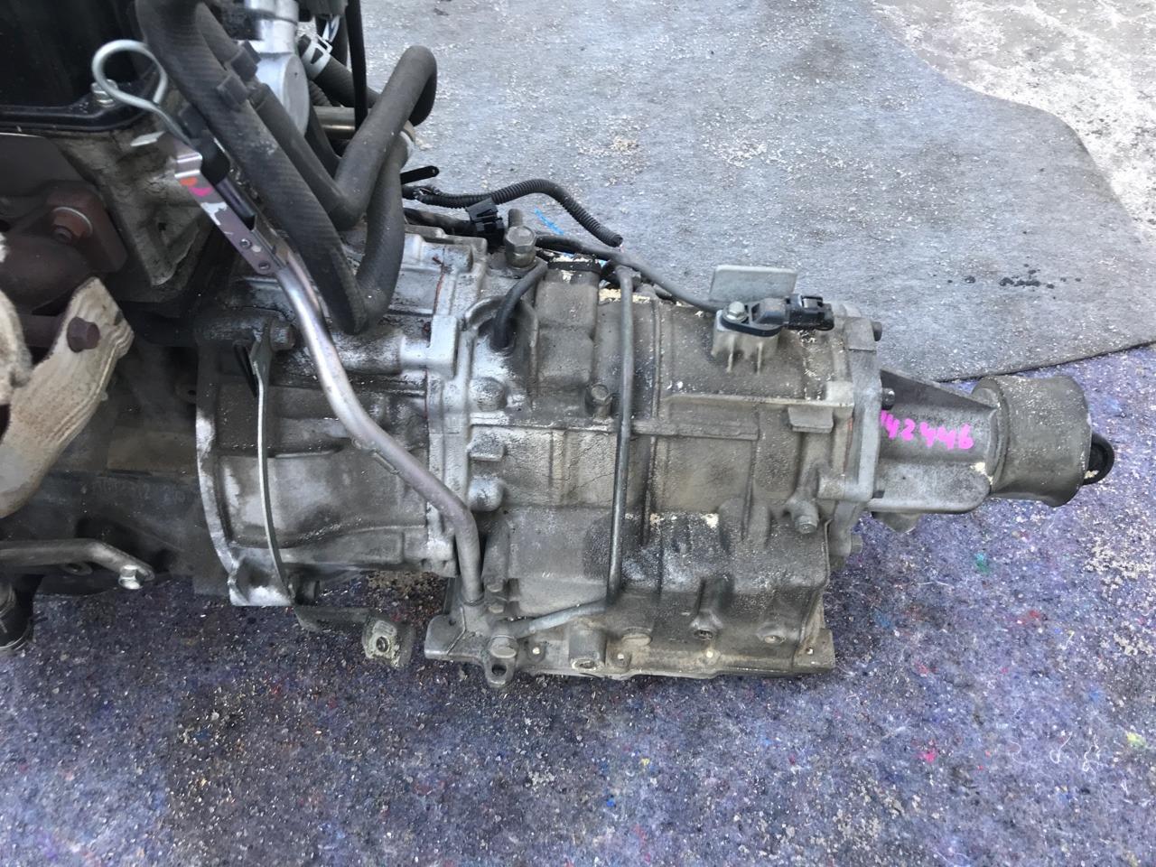 Акпп Nissan Kix H59A 4A30 T