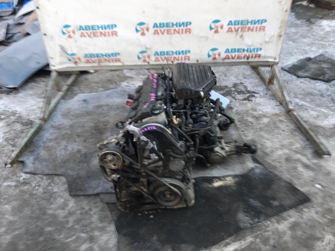 Двигатель Honda Stream RN2 D17A