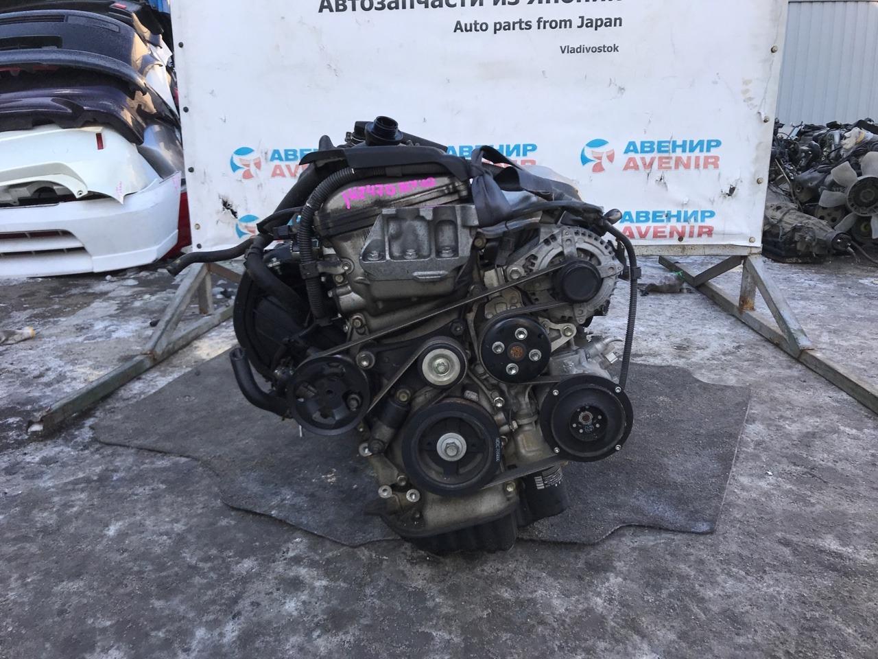 Двигатель Toyota Camry ACV40 2AZ-FE