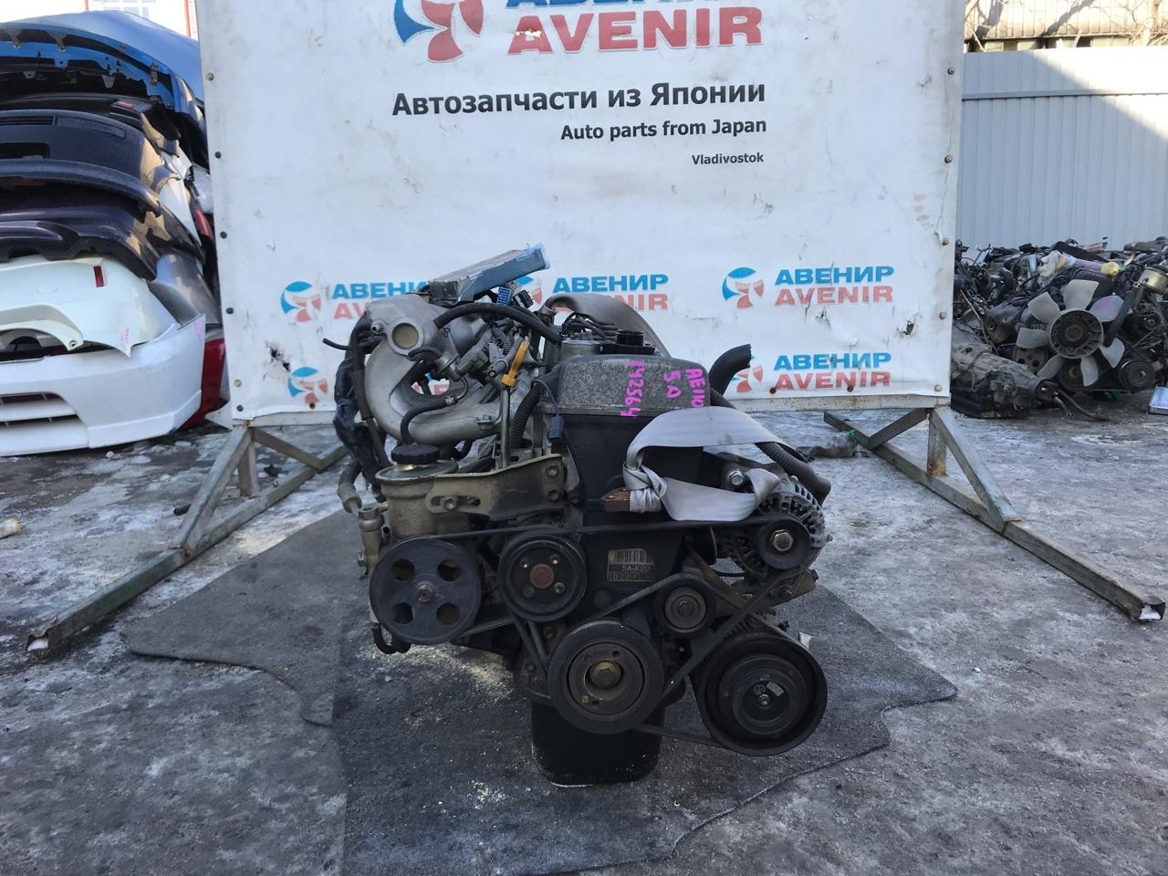 Двигатель Toyota Corolla AE110 5A-FE
