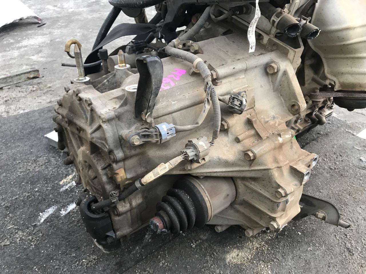 Акпп Honda Step Wagon RF7 K24A