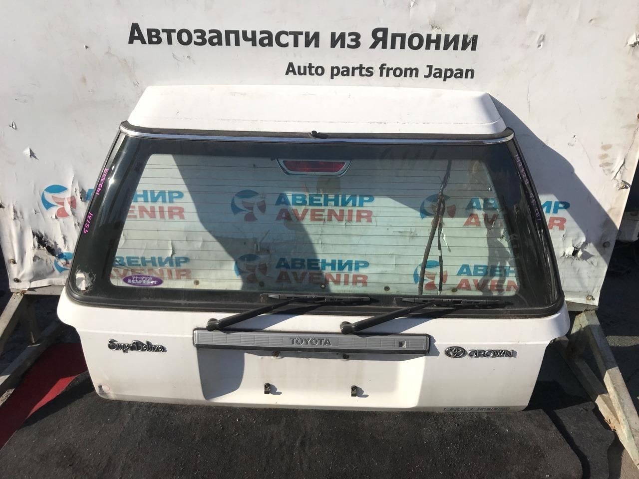 Дверь задняя Toyota Crown GS131