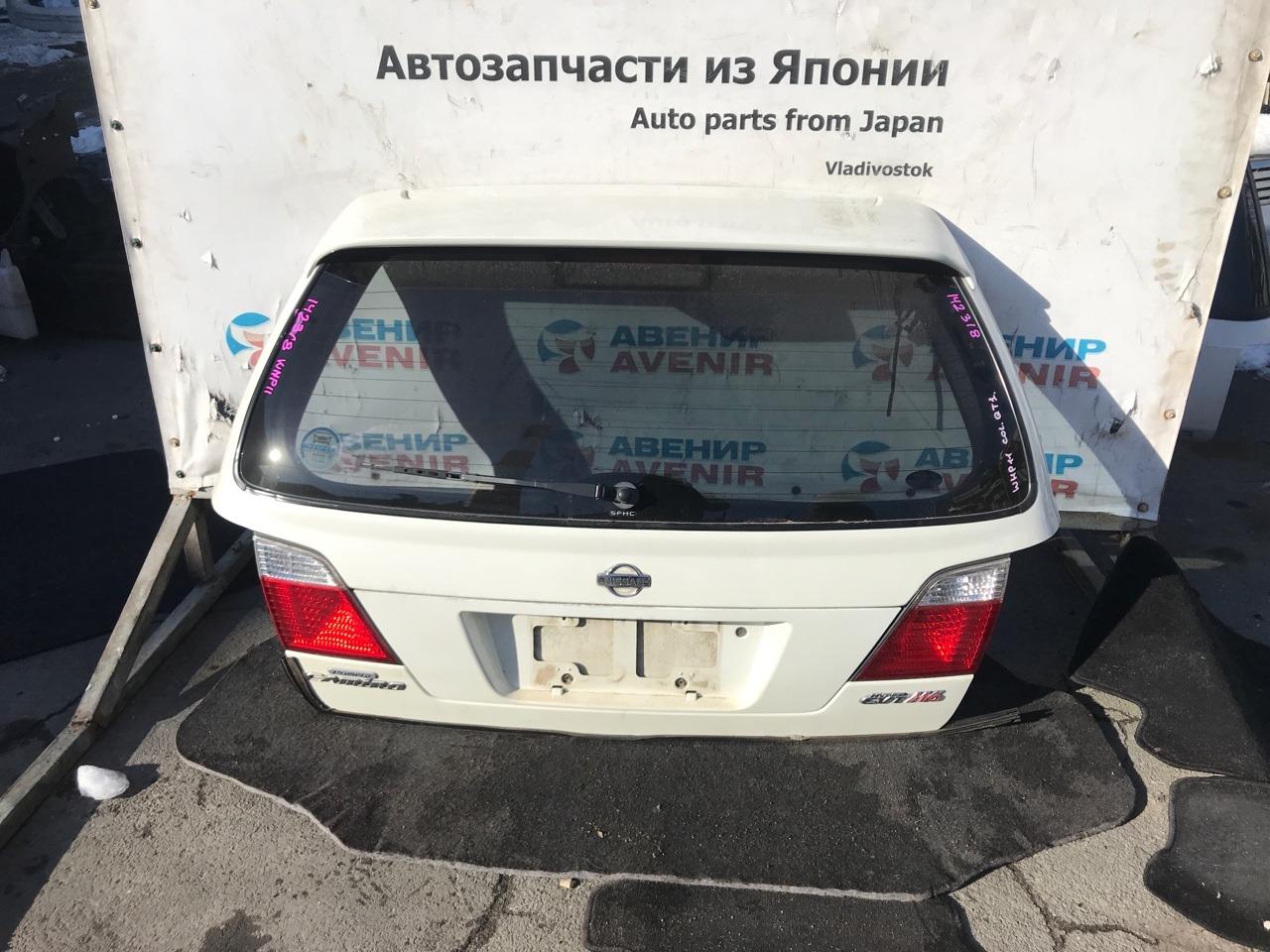 Дверь задняя Nissan Primera WHP11