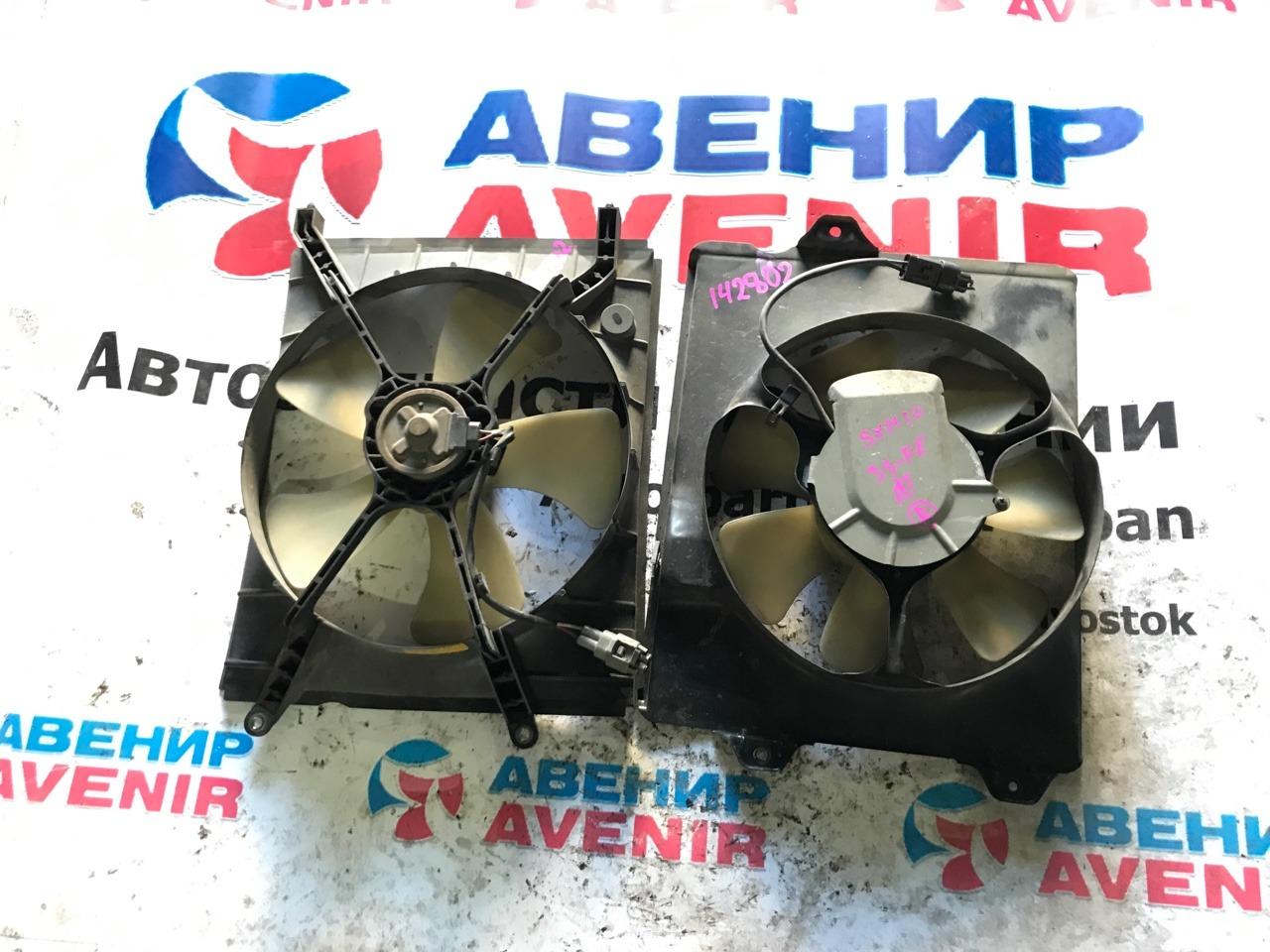 Диффузор радиатора Toyota Ipsum SXM10 3S-FE