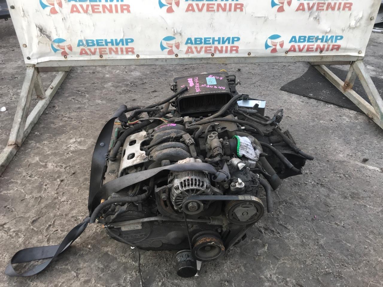 Двигатель Subaru Sambar TV1 EN07