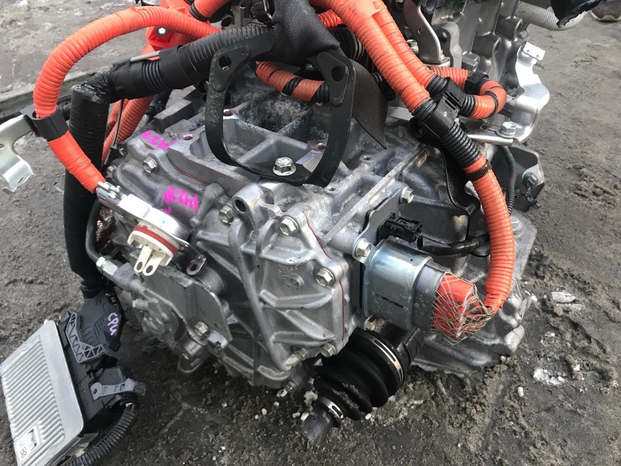 Акпп Toyota Corolla Fielder NZE165 1NZ-FXE