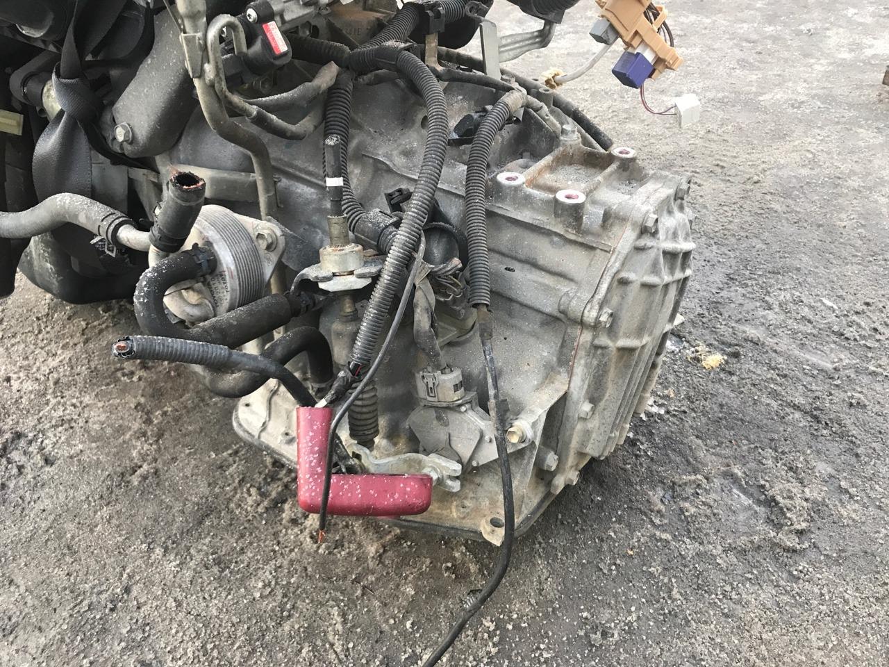 Акпп Toyota Caldina ZZT241 1ZZ-FE