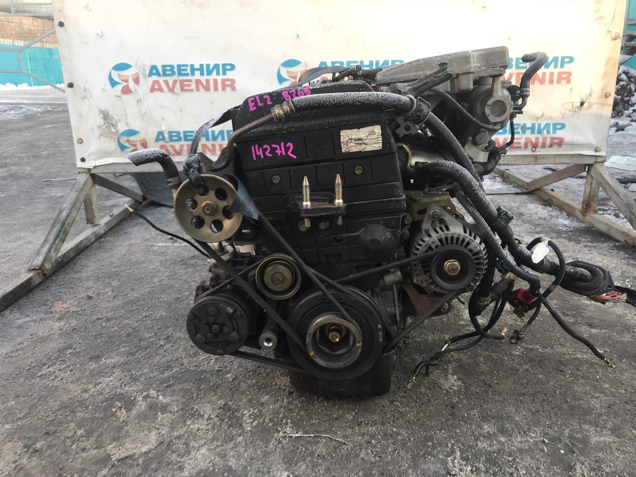 Двигатель Honda Orthia EL2 B20B