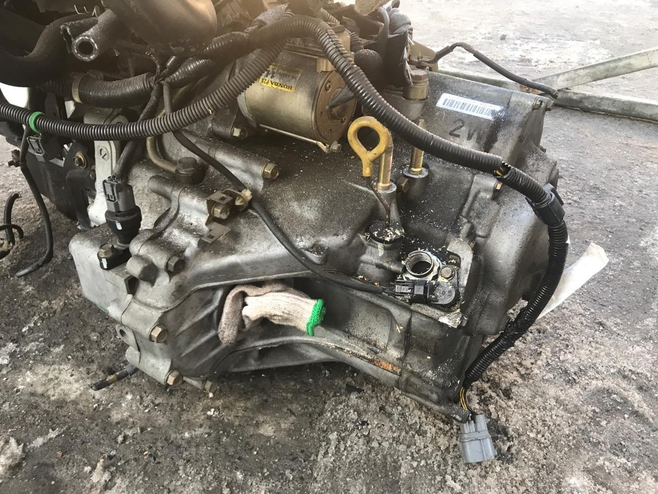 Акпп Honda Orthia EL2 B20B