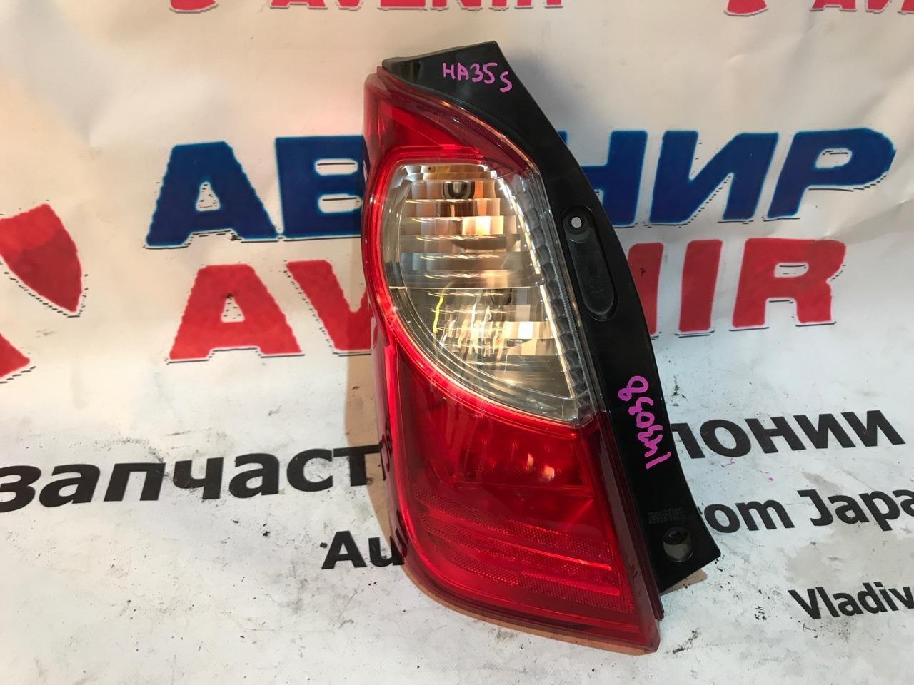 Стоп-сигнал Suzuki Alto HA35S задний левый