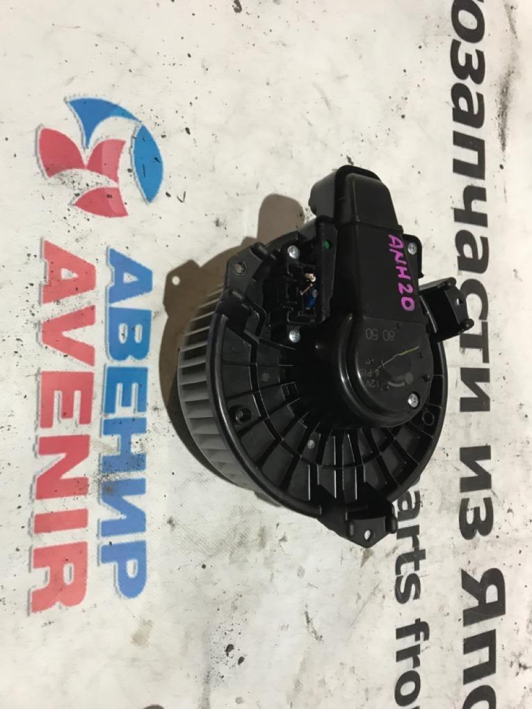 Мотор печки Toyota Alphard ANH20