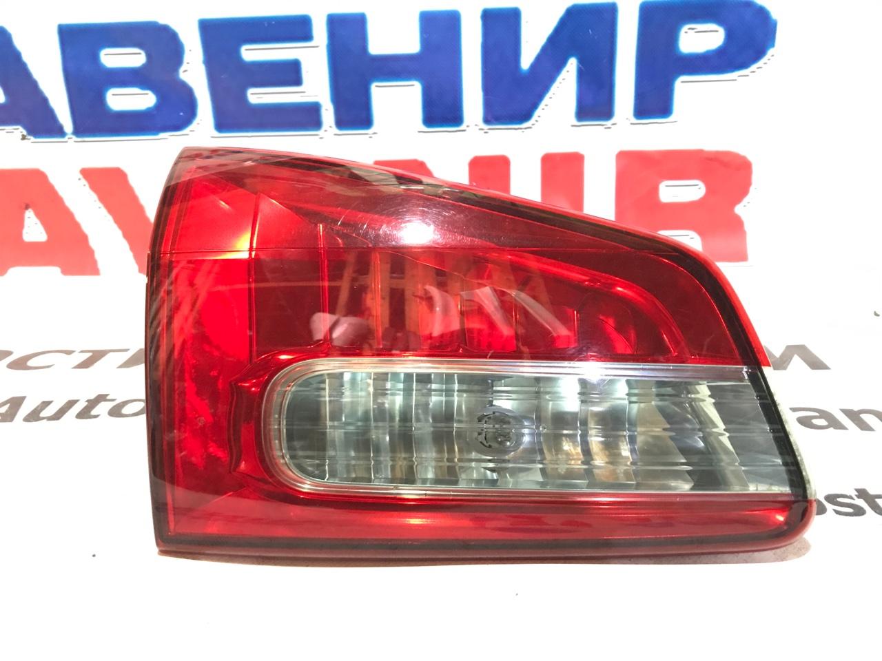 Стоп-вставка Nissan Wingroad Y12 задняя левая