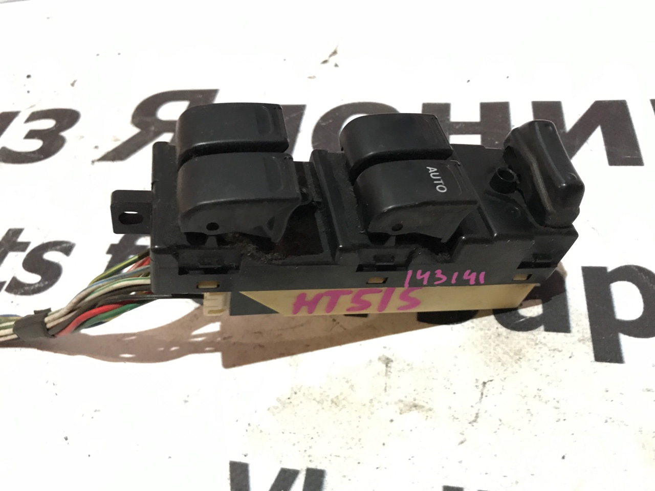 Блок управления стеклами Suzuki Swift HT51S передний правый