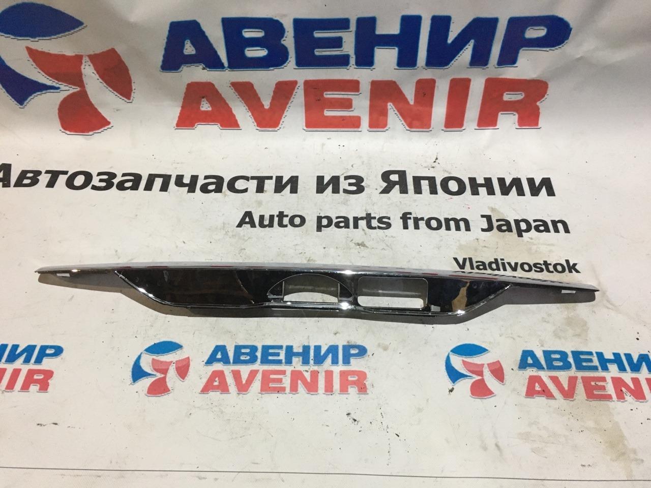 Накладка 5-й двери Honda N-Box JF3