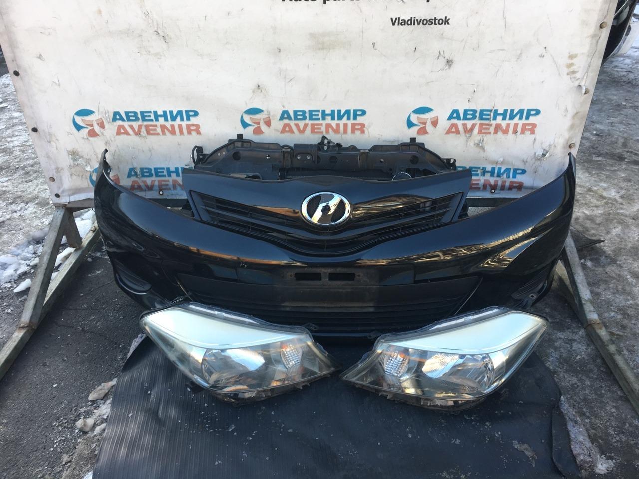 Nose cut Toyota Vitz KSP130