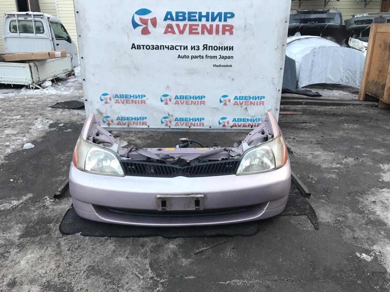 Nose cut Toyota Platz NCP16 2NZ-FE