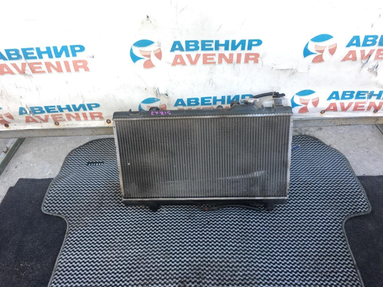Радиатор Toyota Raum EXZ15 5E-FE