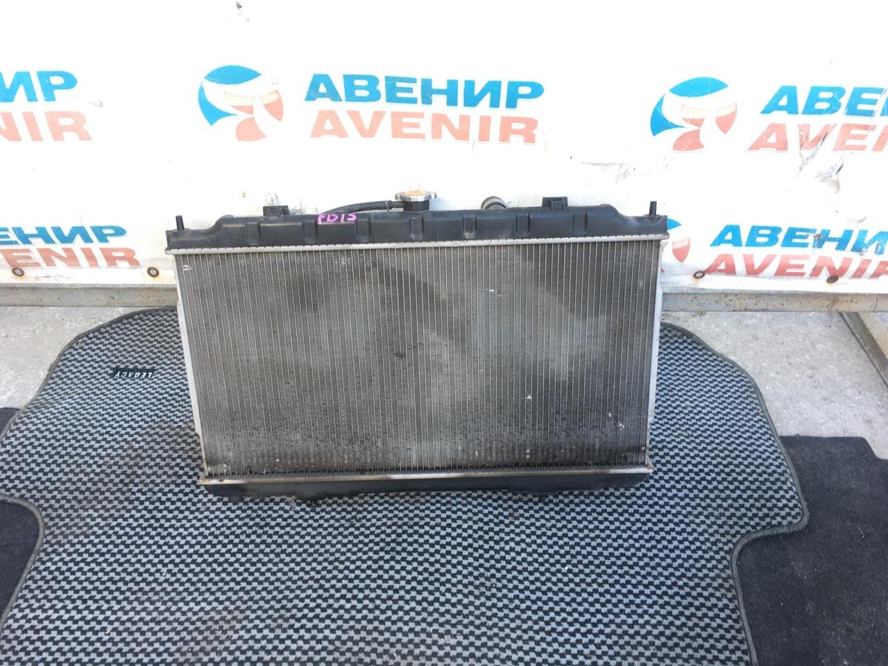 Радиатор Nissan Sunny B15 QG15