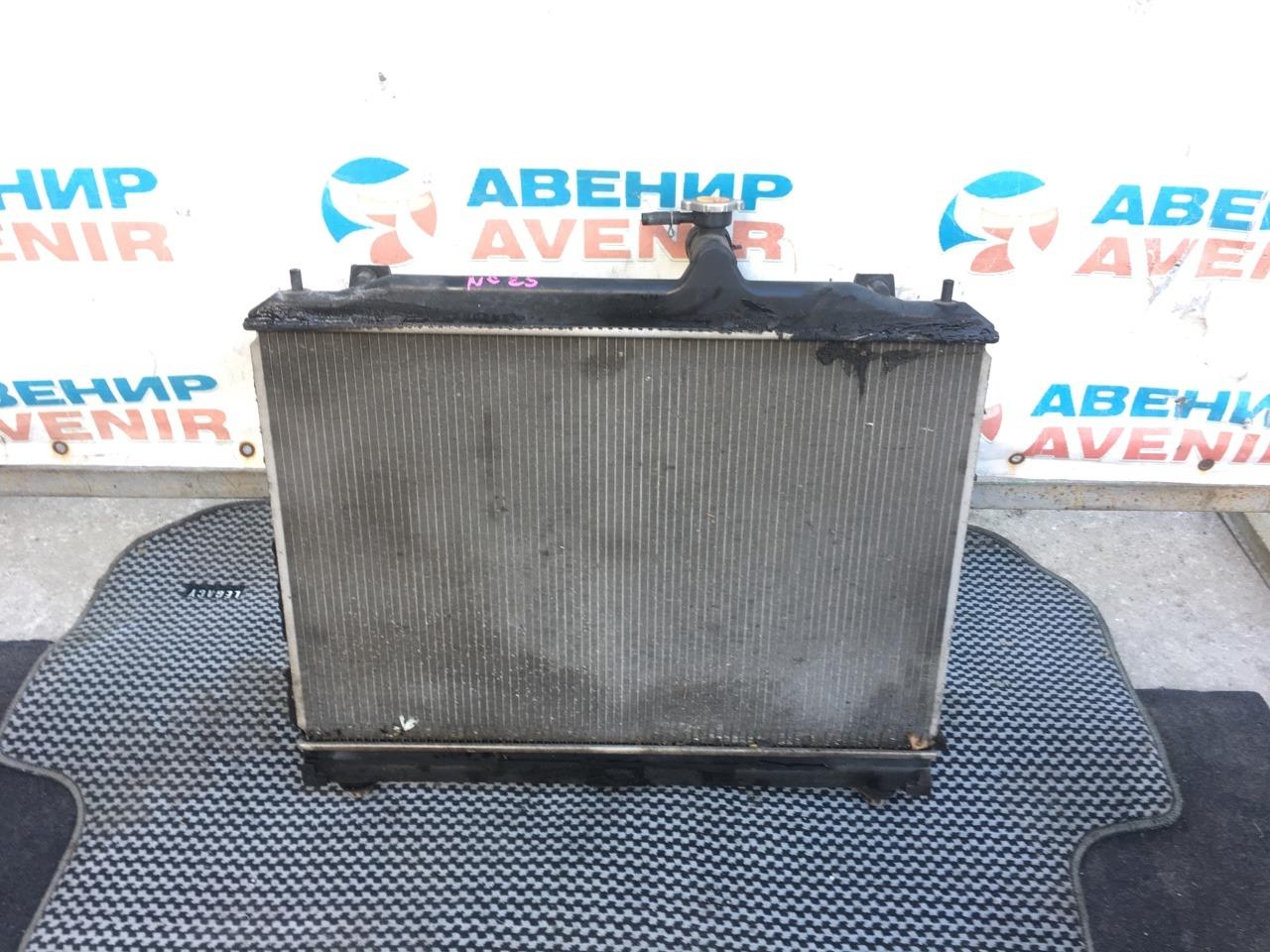 Радиатор Nissan Serena NC25 MR20