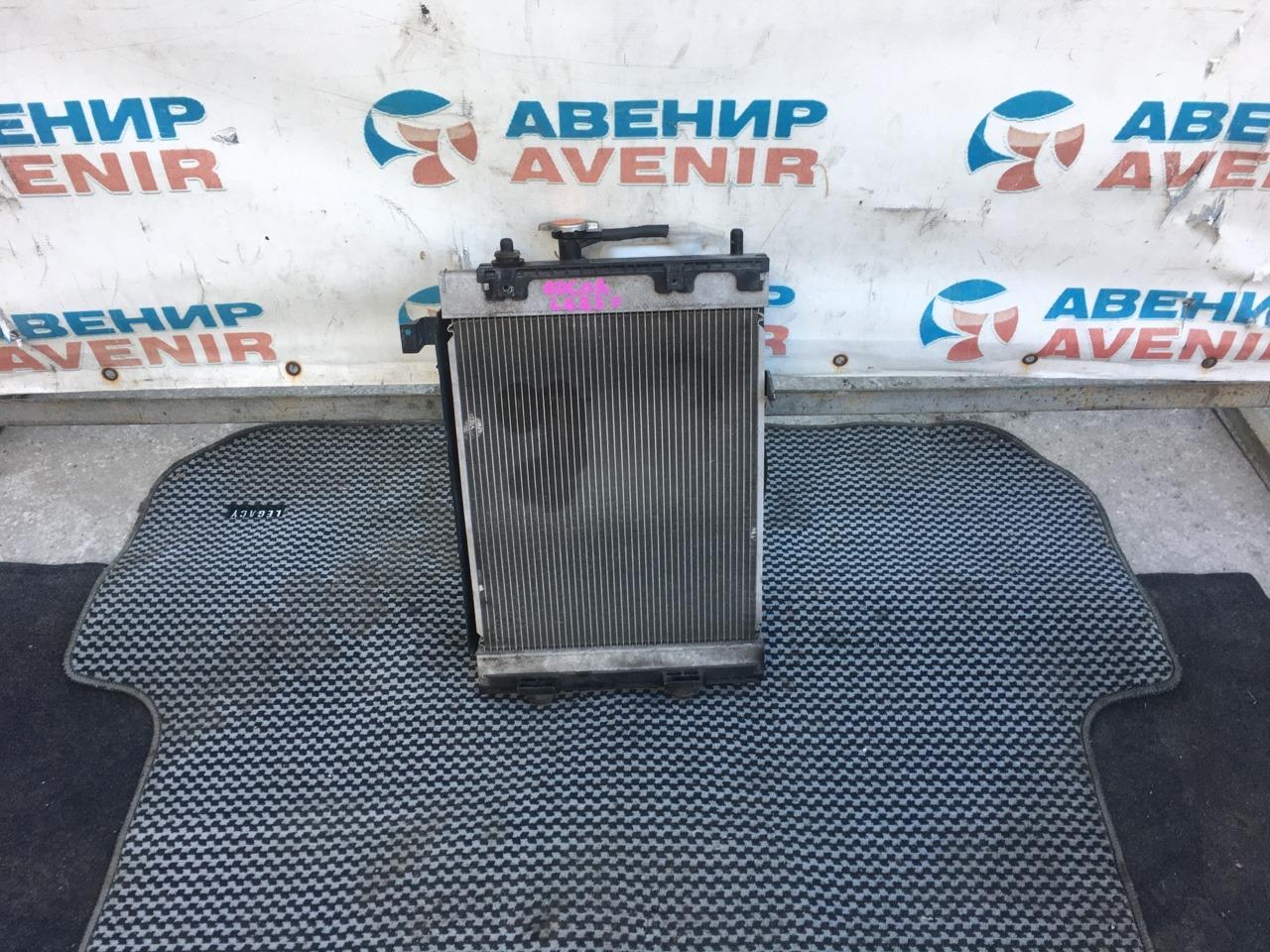 Радиатор Daihatsu Mira Cocoa L685S
