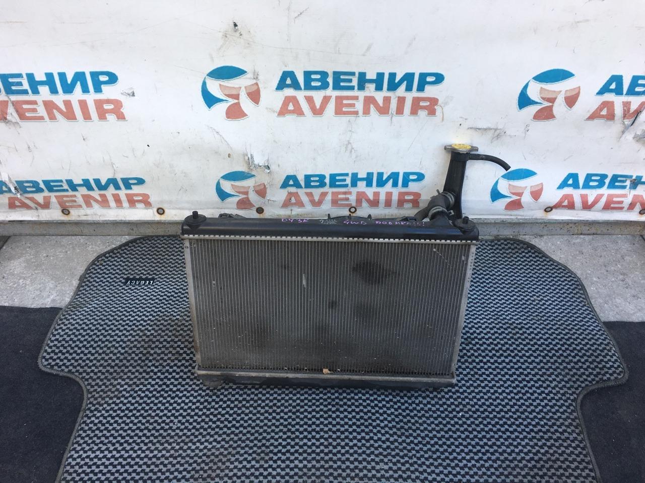 Радиатор Mazda Demio DY3R ZY