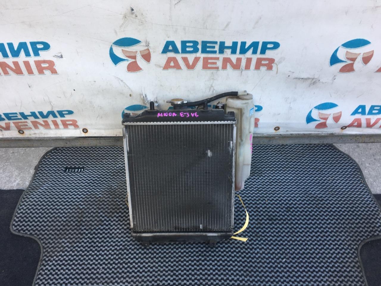 Радиатор Toyota Duet M100A EJ-VE