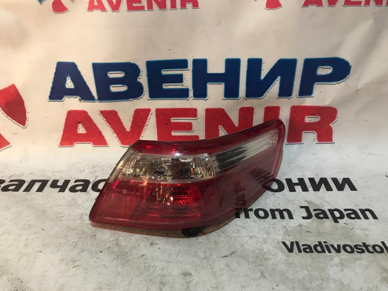 Стоп-сигнал Toyota Camry ACV45 задний правый